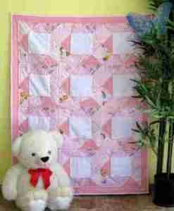New Quilt to Arrive