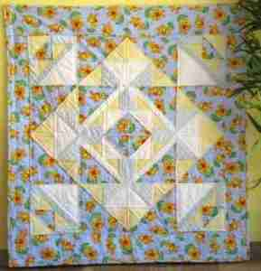 One of many baby quilts