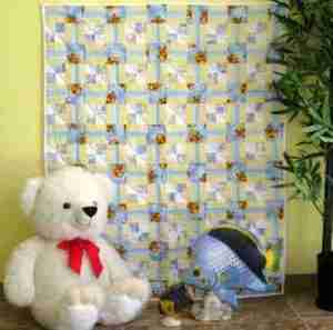 baby quilt names