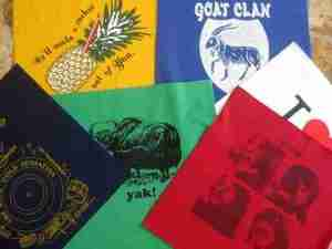 t-shirt quilt and directions