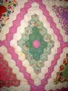 Vintage and antique quilts