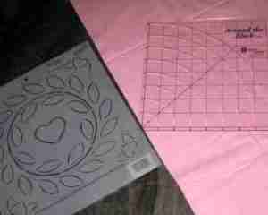 Quilting Designs Baby Quilt