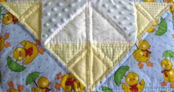 buy handmade baby quilt