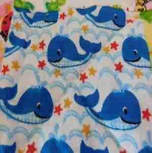 Animal I Spy Baby Quilt