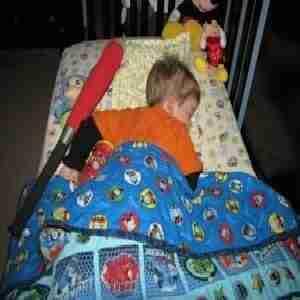 Ryder Asleep
